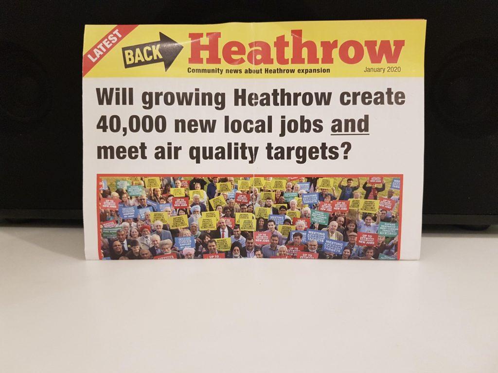 Il caso dell'aeroporto di Heathrow